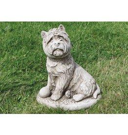 dragonstone Tuinbeeld grote West Highland Terrier hond