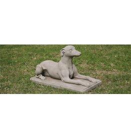 dragonstone Tuinbeeld Whippet hond