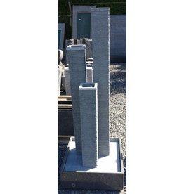 Eliassen Fountain Terrace Eve extra großer Granit