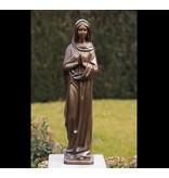 62cm Bronzestatue von Mary