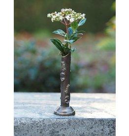 Grave Vase aus Bronze