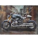 3-D-Malerei 60x80cm BMW-Motor