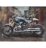 Eliassen 3-D Malerei 60x80cm BMW Motor