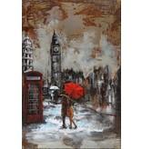 Eliassen 3D-Malerei London 120x80cm