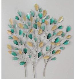 Wanddekoration Bäume