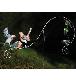 Gartenvögel Balance Stecker