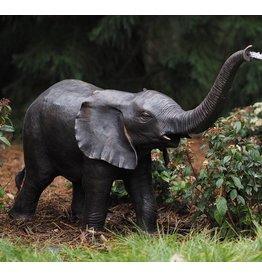Bronze Elephant Bild