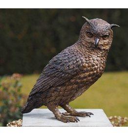 Bild Bronze Owl