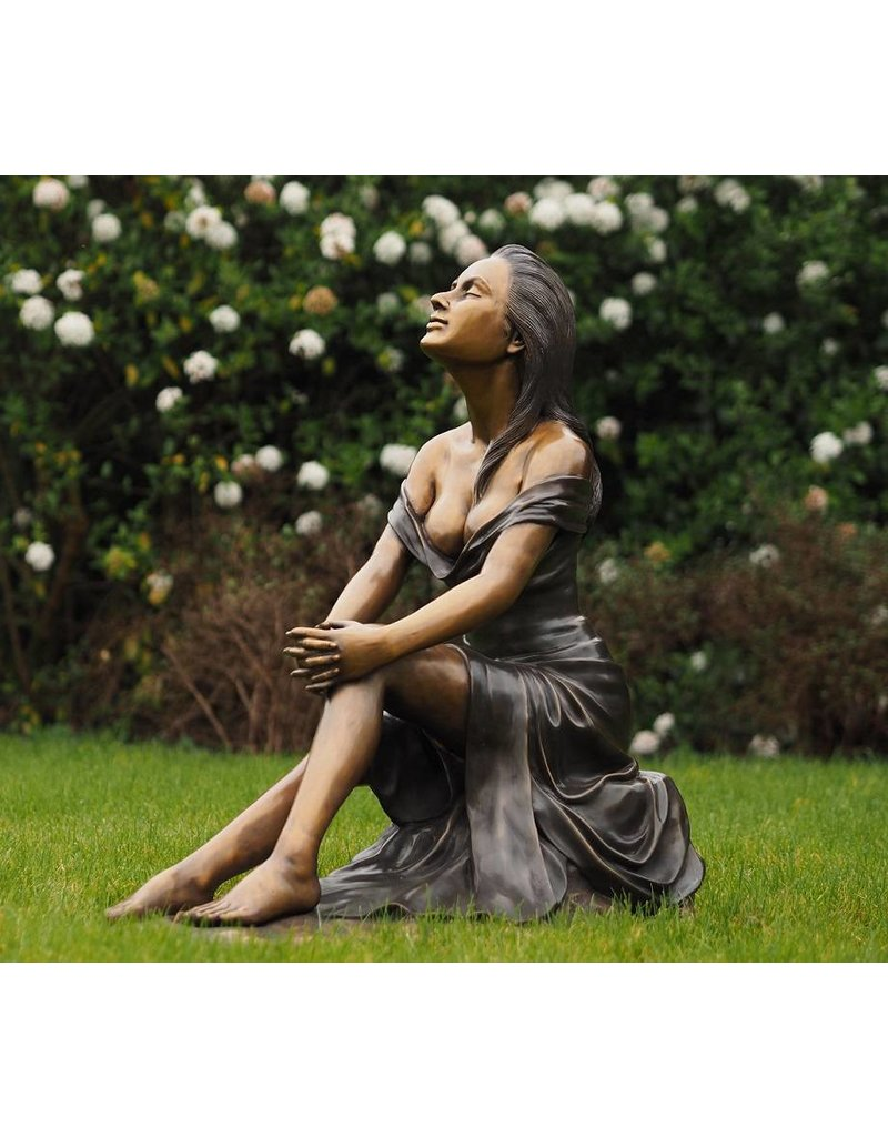 Bronzen beelden voor uw tuin en interieur   eliassen.nl   eliassen ...