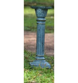 Spalte 66 cm Bronze