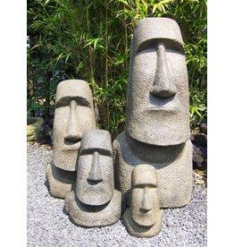 Eliassen Moai-Statue 200cm
