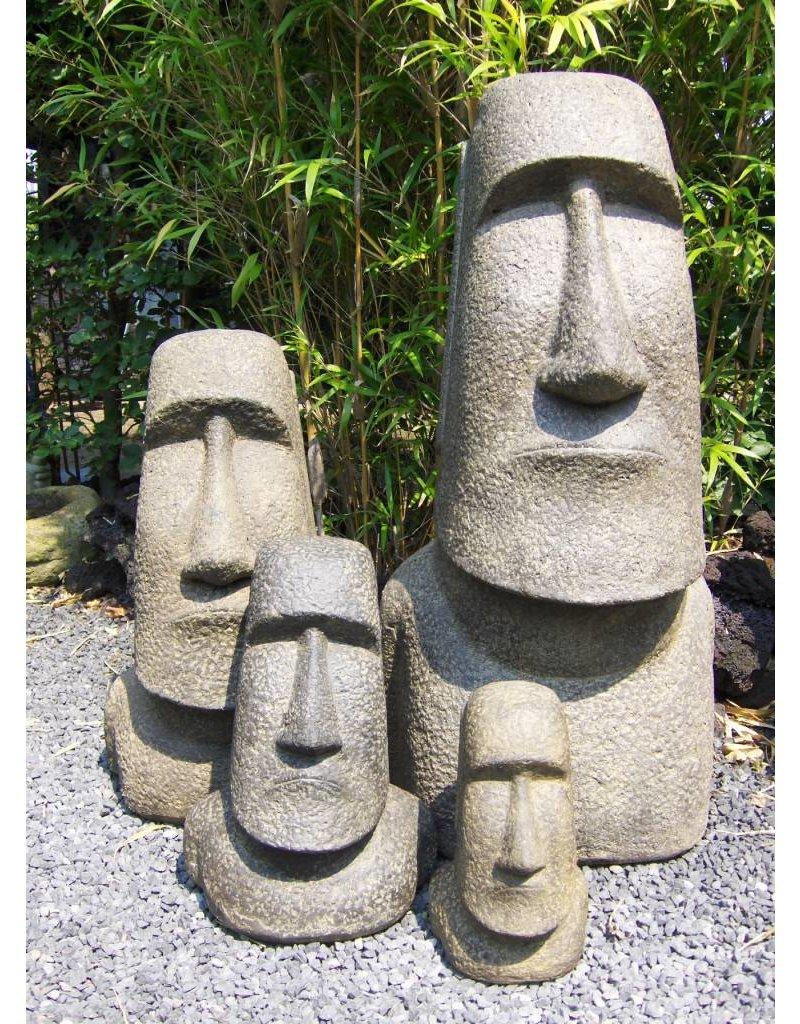 moai statue 200cm. Black Bedroom Furniture Sets. Home Design Ideas