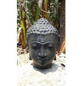 Brunnen Buddha Kopf verschiedene Größen