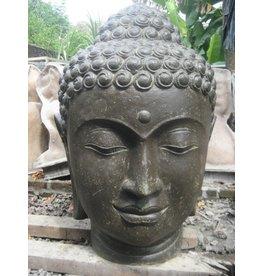 Beeld boeddahoofd groot diverse maten