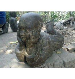 Kinder Monk Bild in 5 Größen liegen