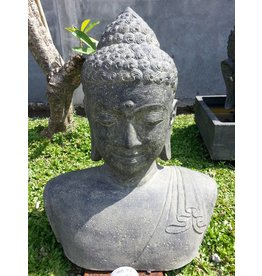 Eliassen Boeddha buste in 2 maten
