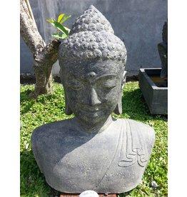 Eliassen Buddha Büste in 3 Größen