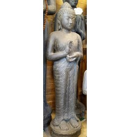 Buddha Chakra stehen in zwei Größen