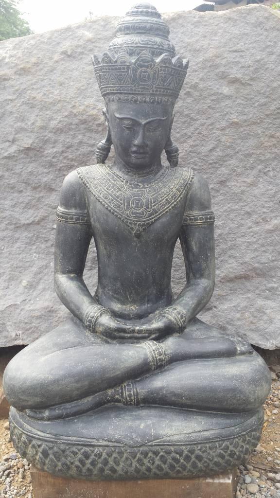 Buddha Khmer 127cm Eliassen Home Amp Garden Pleasure