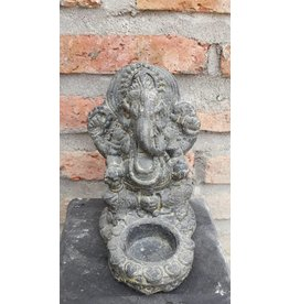 Ganesha kandelaar 15cm