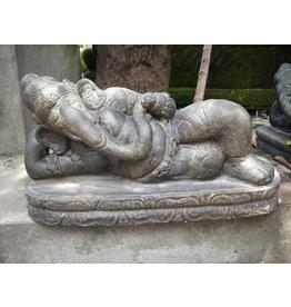 Ganesha liegend