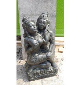 Rama en Sita beeld
