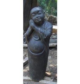 Shaolin monnik staand