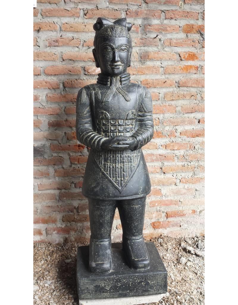 Beautiful Chinese Warrior Statue 150cm