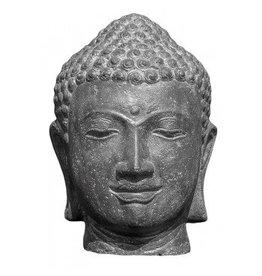 Boeddha hoofd 30cm