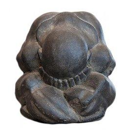 Yoga beeld Shy Man
