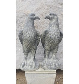 Eagle-Skulpturengarten, 2er-Set