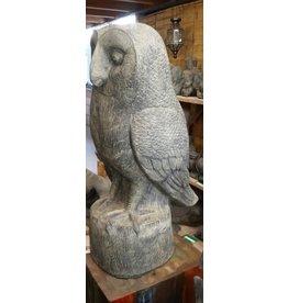 Owl Statue in 2 Größen