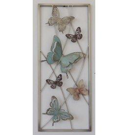 Wanddekoration Schmetterlinge 1
