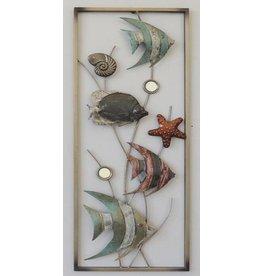 Wanddekoration Fisch 2