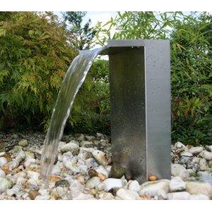 Venezia waterval incl pomp ubbink eliassen home garden for Zwembad voor in de tuin met pomp