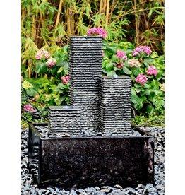 Eliassen Alaska fontein met gepolijste waterbak