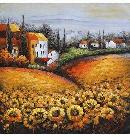 Eliassen 3D schilderij Provence