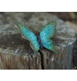 Bronze grünen Schmetterling
