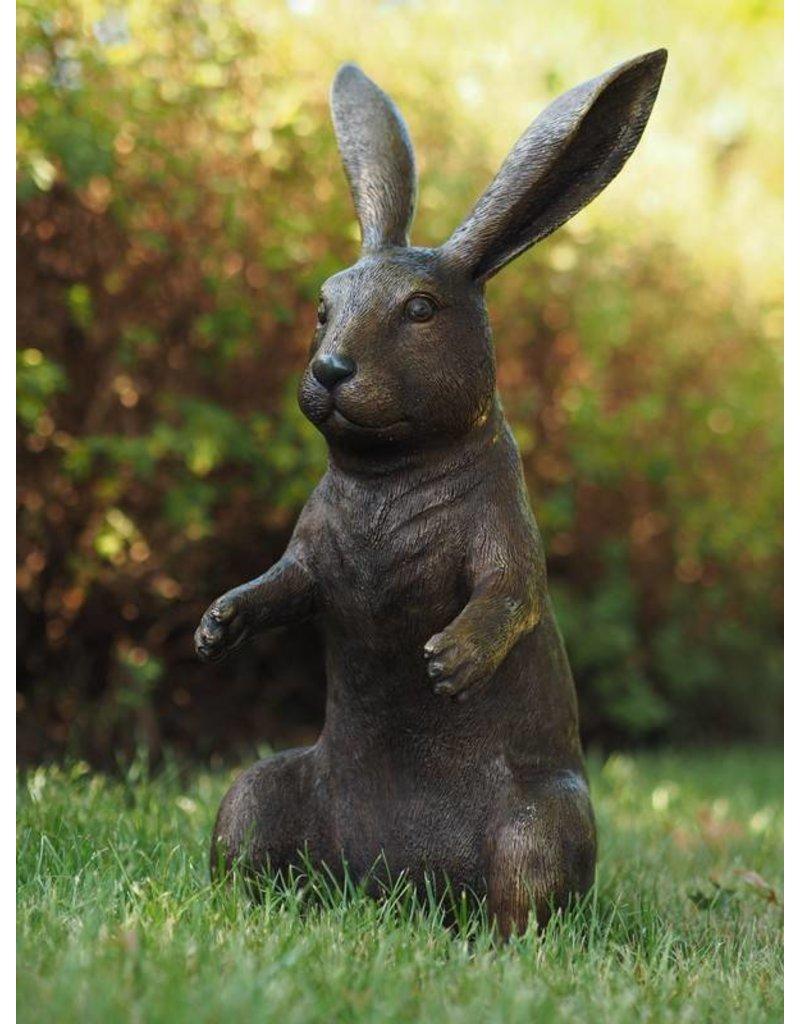 Bronze Hase