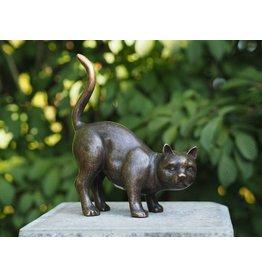 Bronze Katze
