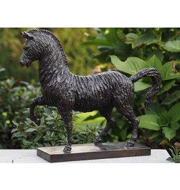 Bronzen modern paard
