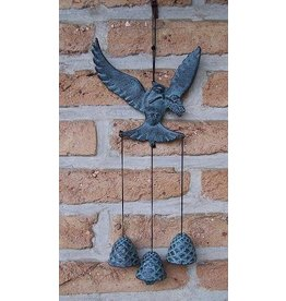 Eliassen Bronzemodul mit Zweigen und Glocken