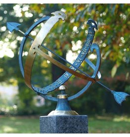 Eliassen Open Bronze Sonnenuhr