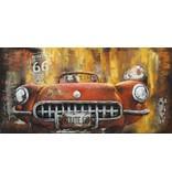 3d Malerei 60x120cm sportscar