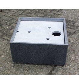 Spülkasten Granit 55x55x35cm