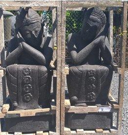 Eliassen Balinese beeldenset