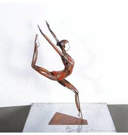 Bild Metall Ballerina
