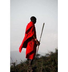 Foto auf Glasmalerei j80x120cm Ethiopian