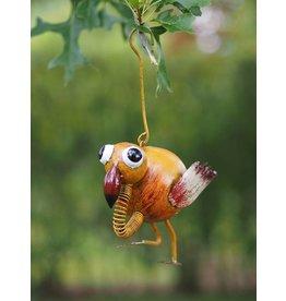 Eisen hängen Vogel