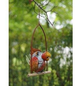 Metall Vogel in swing 5